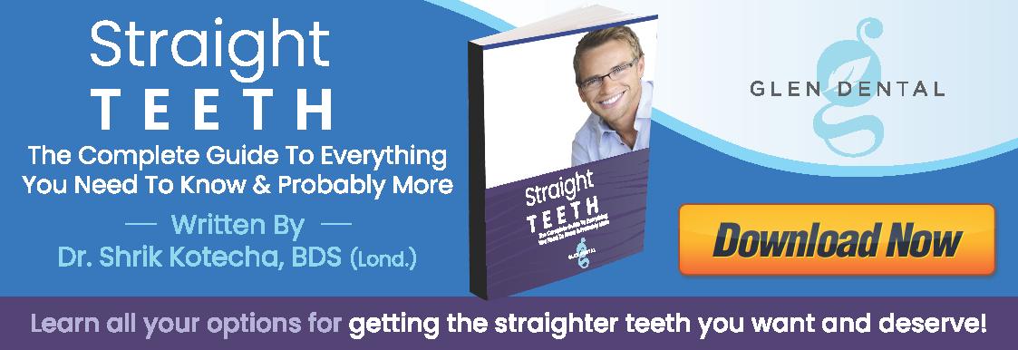 Straightening crooked teeth information pack