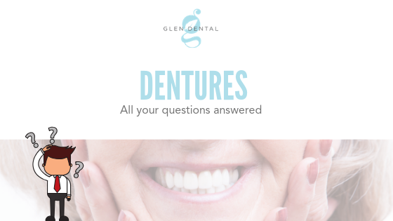 Dentures, everything you need to know