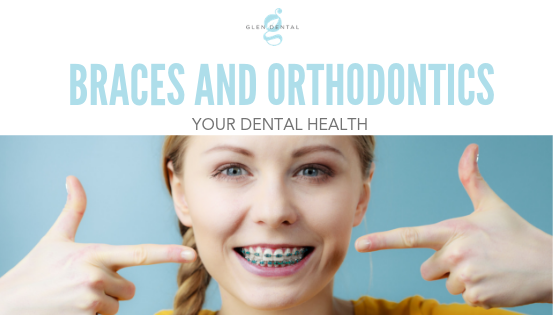 The link between braces and orthodontics and dental health